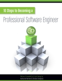 10 Steps to Becoming a Professional Software Engineer Written & Compiled for iD Tech Camps