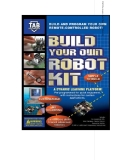 TAB Electronics Build Your Own Robot Kit