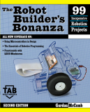 THE ROBOT BUILDER'S BONANZAGORDON McCOMB SECOND EDITION McGraw-Hill