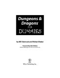 Dungeons & Dragons  for Dummies
