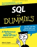 Book SQL for Dummies