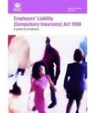 Employers' Liability (Compulsory Insurance) Act 1969
