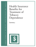 Health Insurance Benefits for Treatment of  Tobacco Dependence