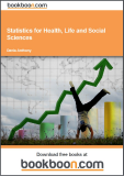Sách: Statistics for Health, Life and Social Sciences