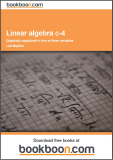 Linear Algebra Examples c-4 Quadratic Equations in Two or Three Variables