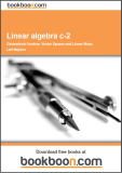 Linear Algebra Examples c-2 Geometrical Vectors, Vector spaces and Linear Maps