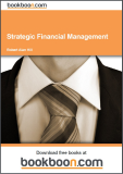 Strategic Financial Management - R. A. Hill