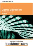 Probability Examples c-5 Discrete Distributions