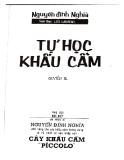 Tự học khẩu cầm harmonica quyển 2 - Nguyễn Đình Nghĩa