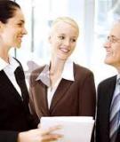 Kỹ năng giao tiếp cho các lãnh đạo doanh nghiệp