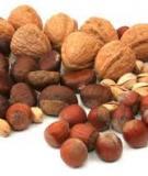 Kiểm soát tiểu đường bằng các loại hạt nut