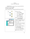 chương 4. hướng dẫn học inventer - các kỹ thuật tiên tiến