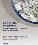 Report of the Working Group on Foreign Investment