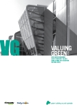 How Green Buildings Affect Property Values And Getting The Valuation Method Right