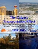 The Calgary Transportation Effect 2010/2011