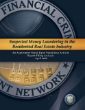Suspected Money Laundering in the  Residential Real Estate Industry