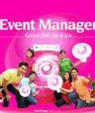 Làm thế nào để tổ chức sự kiện event chuyên nghiệp