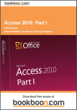 Access 2010 Part I : Learn access