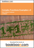 Complex Functions Examples c-8 Some Classical Transforms