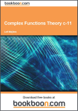 The Laplace Transformation I Complex Functions Theory c-11