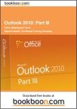 Outlook 2010 Part III