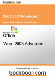 Word 2003 Advanced