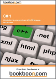 C# 1 Introduction to programming and the C# language