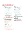 Bài tập lớn môn ngắn mạch - phần 1: Tính toán ngắn mạch bằng tay