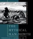 The Mythical Man-Month Essays on Software Engineering Anniversary Edition