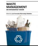 WASTE MANAGEMENT – AN INTEGRATED VISION