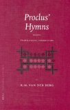 PROCLUS' HYMNS essays, translations, commentary