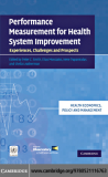 Performance Measurement for Health System Improvement