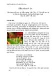 Tiểu luận triết học : Vận dụng mối quan hệ biện chứng Vật Chất – Ý Thức để xem xét sự tồn tại và phát triển của loại hình nghệ thuật Múa rối nước Việt Nam
