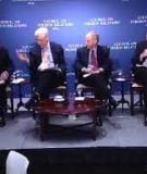 Foreign Investment and National Security:  Economic Considerations