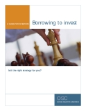 A GUIDE FOR INVESTORS: Borrowing to invest