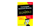 Converged Network Security for Dummies