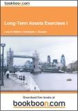 Long-Term Assets Exercises I