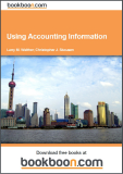 Using Accounting Information - J.Skousen