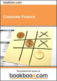 Corporate Finance - 2008