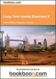 Long-Term Assets Exercises II
