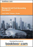 Managerial and Cost Accounting Exercises II