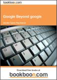 Tài liệu Google Beyond google