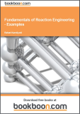 Fundamentals of Reaction Engineering Worked Examples