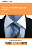 Strategic Financial Management Exercises