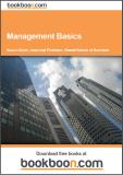 Management Basics - Tasneem Khan