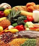 Chế độ ăn uống hợp lý giúp ngăn ngừa ung thư