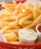 7 thực phẩm tránh ăn khi đói