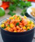 Bổ sung vitamin với món salad