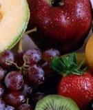 Những trái cây hữu ích và có hại với bà bầu