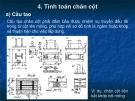 Bài giảng Nhà công nghiệp - phần 4
